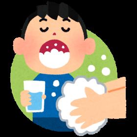 手洗いうがい!